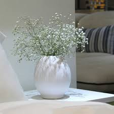 compare prices on white flower vases online shoppingbuy low