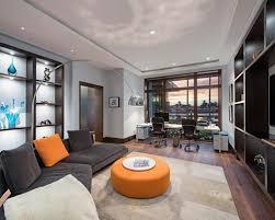 contemporary home office design. Contemporary Home Office Design Entrancing Ideas W H P