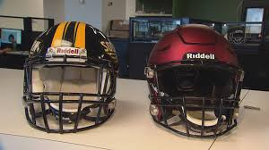 can custom fit football helmets protect athletes from brain trauma