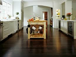 Dark Kitchen Floors Bamboo Flooring For The Kitchen Hgtv