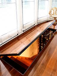 Wine Cellar In Kitchen Floor Operable Cellar Door Hatch Designed By Michael Bell Architects