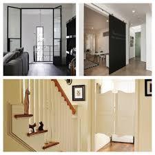 Porta pivotante confeccionada com madeira de demolição. Porta Para Sala 70 Modelos Espetaculares Para Um Ambiente Lindo