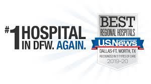 Ut Southwestern Medical Center The 1 Best Hospital In Dfw