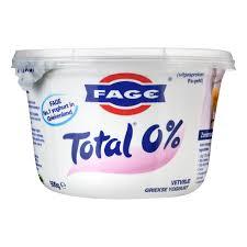 Total 0 griekse yoghurt
