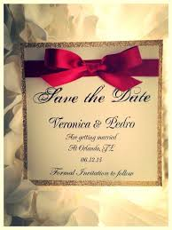 Red Save The Date Cards Red And Gold Save The Date Gold Wedding Save The Date