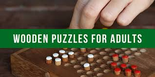 Wooden Games For Adults Fascinating Best Wooden Puzzles For Adults Strategy Games