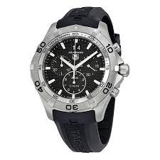 Tag Heuer Caf101e Ft8011 Aquaracer Grande Mens Chronograph