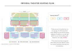 Imperial Theater Nyc Seating Chart Related Keywords