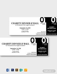 Benefit Ticket Template 69 Free Ticket Templates Word Psd Indesign Apple