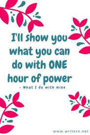 tips for meal planning for the part time writer part time nurse  i ll show you what you can do one hour of power