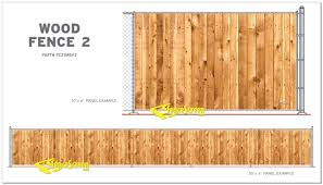 fence quotation sample. wood fence 1 quotation sample r