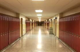 hallway at school. 10 things i learned in high school hallway at