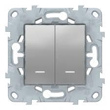 <b>Переключатель Schneider Electric</b> Unica NEW <b>NU521330N</b> ...