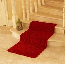 Red Rugs For Kitchen Popular Red Striped Rug Buy Cheap Red Striped Rug Lots From China
