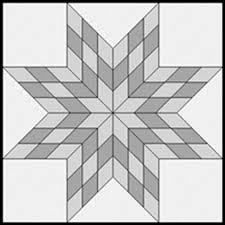 Best 25+ Lone star quilt pattern ideas on Pinterest | Lone star ... & Guide to making different sized Lone Star blocks (small to king size quilt!) Adamdwight.com