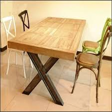 office dining table. American Solid Wood Furniture Iron Vintage Dining Table Domestic Tables Chairs Office