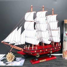 wooden sailboat kits for model birthday presents home decorations 0 item pic