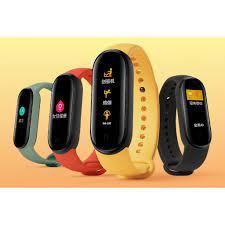 Vòng tay thông minh Xiaomi Mi Band 5 / Đồng hồ thông minh Miband 5 - [ Bảo  hành 6 tháng ] - Vòng Đeo Thông Minh - Vòng Theo Dõi Vận Động