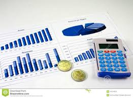 Finnancial Management Financial Management Chart 10 Stock Image Image Of Graphic