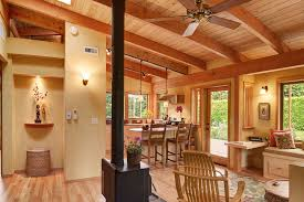 Modern Style House Plan   Beds Baths Sq Ft Plan