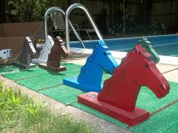 Wooden Horse Race Board Game 100 best Melbourne Cup Activities for children images on Pinterest 75