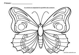 Coloriage Papillon Les Beaux Dessins De Animaux Imprimer Et S Dessin Dessin Mandala Papillon ImprimerL