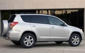 2010 Toyota RAV4 - Information and photos - ZombieDrive