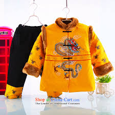 tang dynasty children infant new year kit baby boy winter winter coat