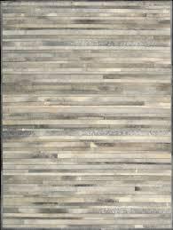 pra1 sil nourison calvin klein ck17 prairie rugs cowhide machine made grey