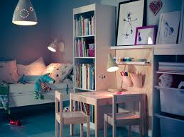 wonderful ikea kids playroom furniture square. Lovely Ikea Children Room Design Ideas With Light Brown Smooth Sanded Square Solid Wood Study Desk Wonderful Kids Playroom Furniture E