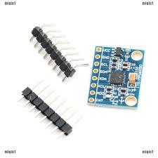 Mô đun gia tốc con quay hồi chuyển MPU-6050 cho Arduino mpu6050, Giá tháng  1/2021