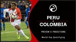 Peru vs Colombia live stream ...