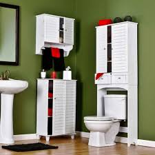 Over The Toilet Storage In Simple Ideas — The Home Redesign