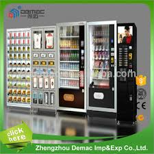 Vending Machine Product Suppliers Delectable Chinese Suppliers Credit Card Vending Machine Snacks Soda Vending