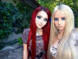 anime barbie doll makeup