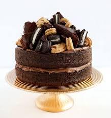 Chocolate Cake Decoration Ideas Easy Flisol Home