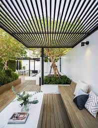 25 welcoming contemporary patios and