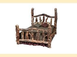 Log Bedroom Suites Aspen Log Bedroom Suites Southern Creek Rustic Furnishings