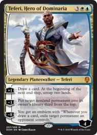 teferi hero of dominaria