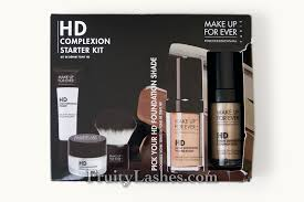 to achieve hd flawlessness make up for ever claims it can be done in 3 simple and easy steps let s have a look