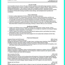 Sous Chef Resume Examples Examples Of Resumes