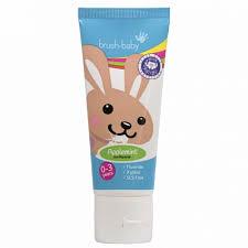 Детские зубные пасты <b>Brush</b>-<b>Baby</b> купить в интернет магазине ...