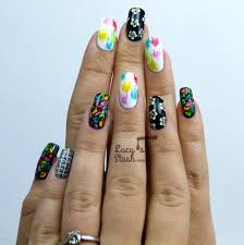 The WAH Nails Book Of Downtown Girls | Review & Nail Art Design ...