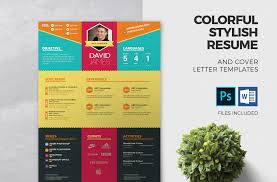 This is a colorful and creative resume that is organized and. Download Professional Resume Template For Designers 6 Psds