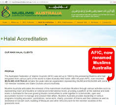Halal Authorities In Australia Boycott Halal