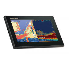 Gp 1971f Gps Waas Chart Plotter With Chirp Fish Finder