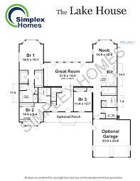 lake house ranch floor plans best of simplex homes lake house ranch modular homes