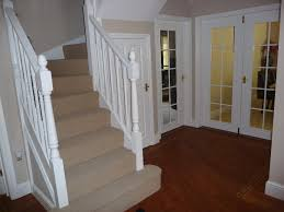 Hall Stairs And Landing Decorating Ideas