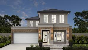 Small Picture New Homes Single Double Storey Designs Boutique Homes