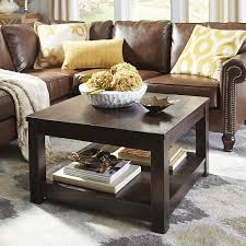 Parsons Square Coffee Table Our Handcrafted Hardwood Table Has All The Qualities Of The